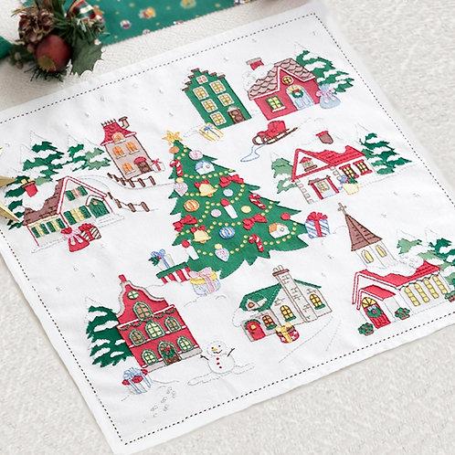 Stitch Cloth <Christmas Town>