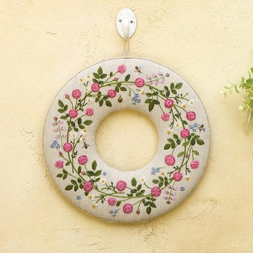 Rose Garden Wreath
