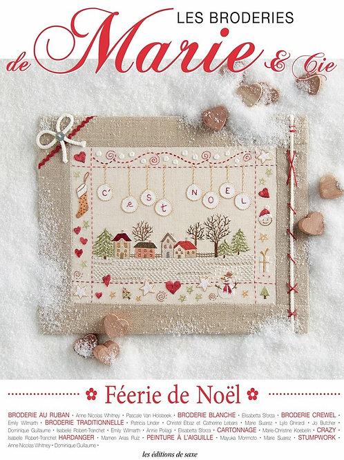LES BRODERIES DE MARIE & CIE - FEERE DE NOEL
