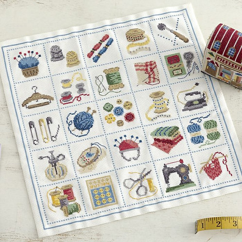 富丘珠子 Cross Stitch Tapestry <Handicraft Supplies>