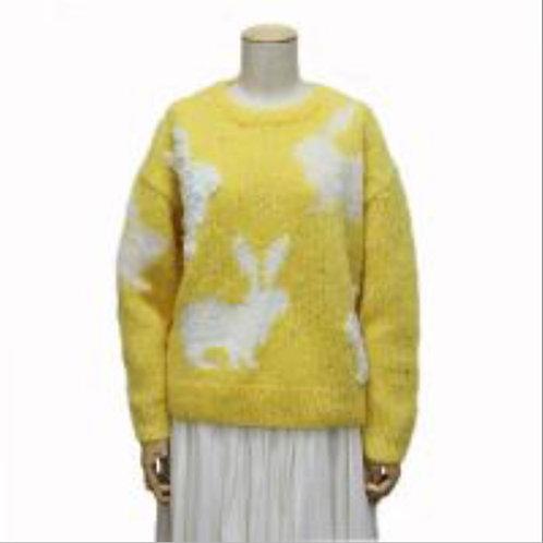 Rabbit Sweater Knitting Kit