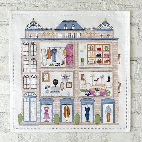 富丘珠子 Stitch Cloth <Department Store>