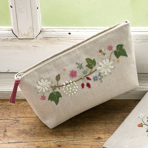 Pouch <Flower Lease>