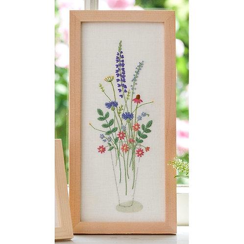 Frame <Flowers in a Vase>