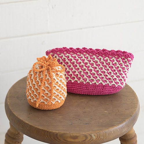 Sherry Pouch & Mini Purse (Material Set)