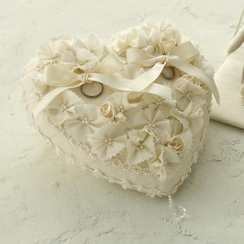 Flower Ring Pillow
