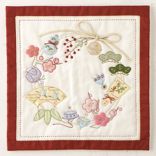 New Year Mini Tapestry