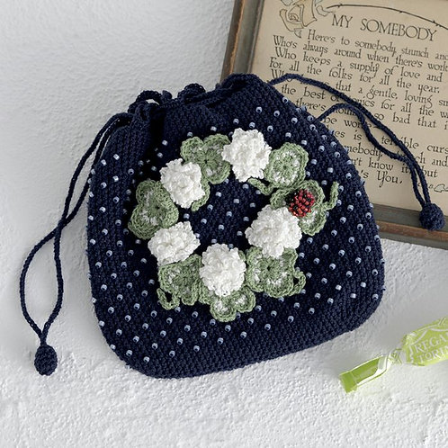 Clover Pouch (Material Set)