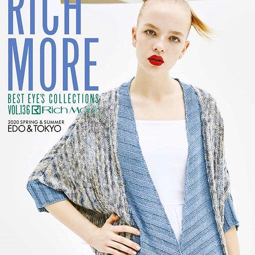 Richmore Vol.136 2020年春夏號