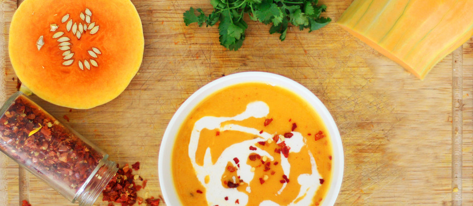 Soup Season: The Very Best Butternut Squash You've Ever Tasted