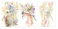花の絵/SOLD