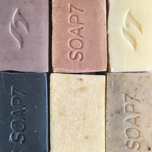 So Soapy Magnificent 7 bars