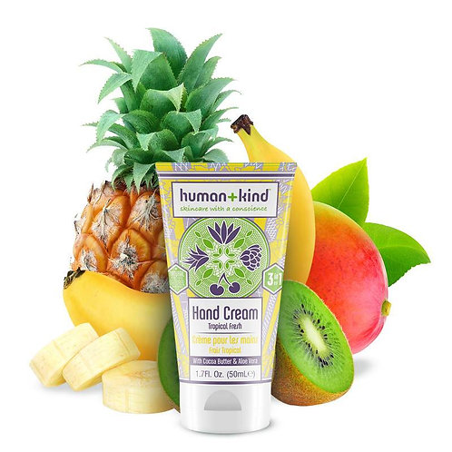 Vegan Hand creme Tropical