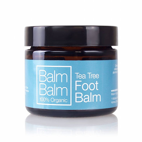 Balm Balm Foot Balm Tea Tree