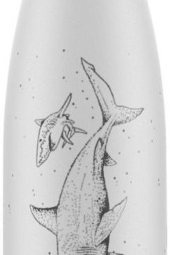 Bottle Sealife Shark M