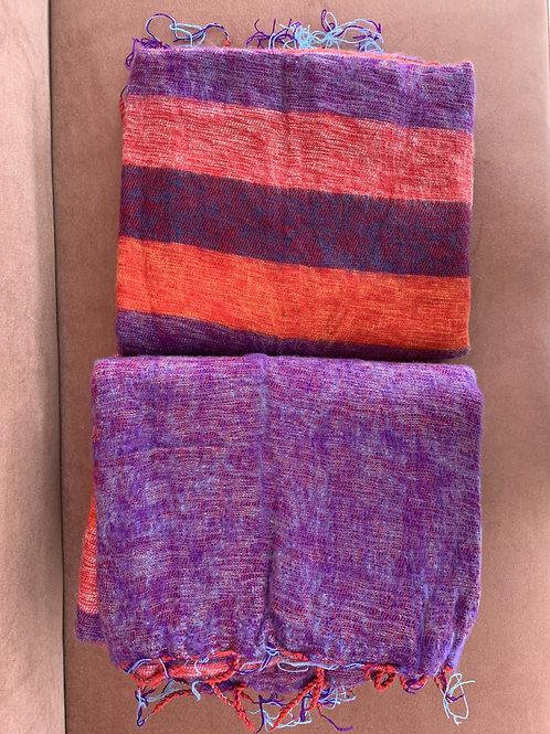 So Comfy Purple+Stripes