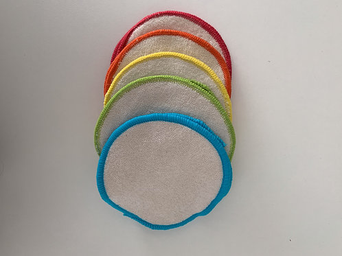 Wasbare Make - Up pads