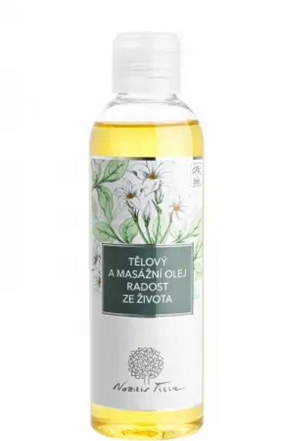 Tělový a masážní olej Radost ze života