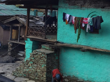 Janki Chatti -Himaláj