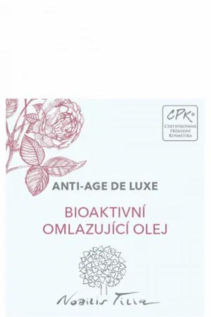 Bioaktivní omlazující olej 1 ml