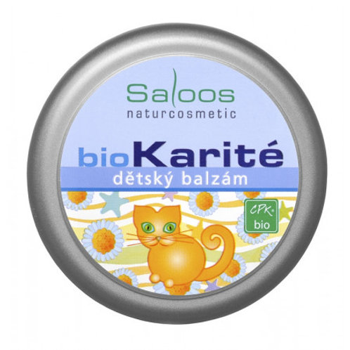 Dětský balzám - bioKarité