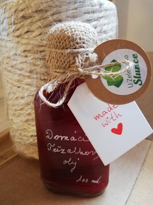 Domácí třezalkový olej - 100 ml