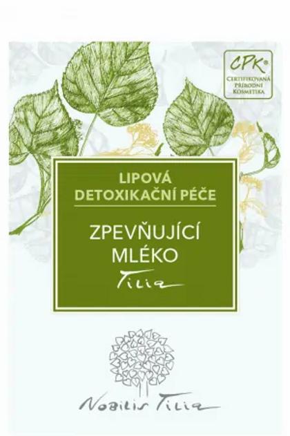 Zpevňující mléko Tilia 3 ml
