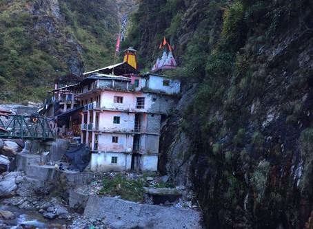 Jamunotri – chrám srdce