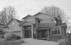 Burnaby home design permit
