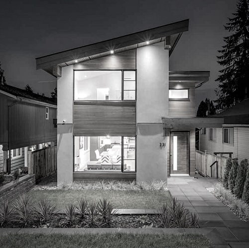 North Vancouver residential design