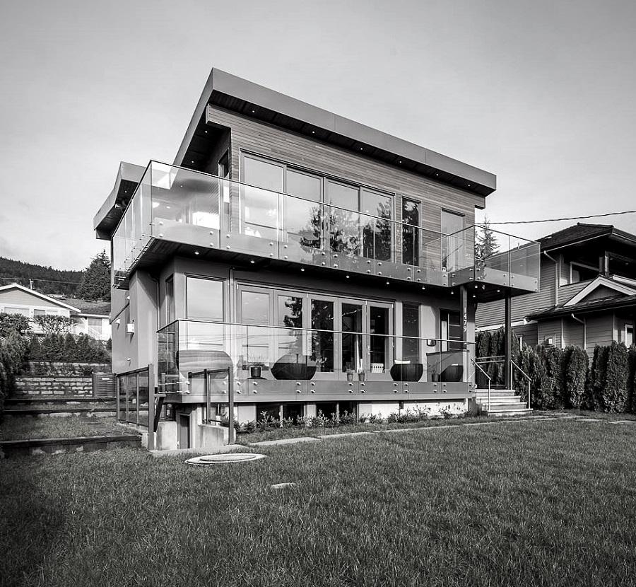 West Vancouver home design permit