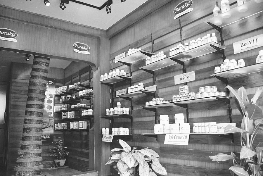 Retail store design build