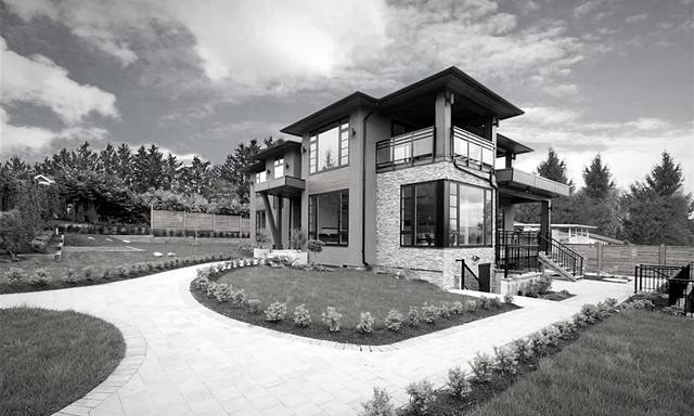Burnaby Custom home design permit