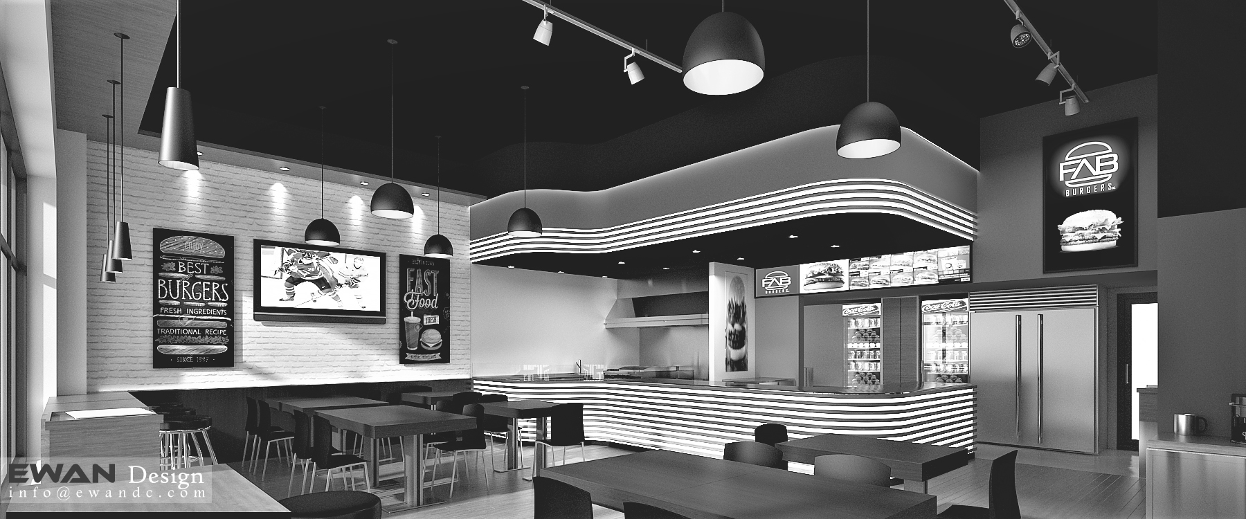 restaurant design permit