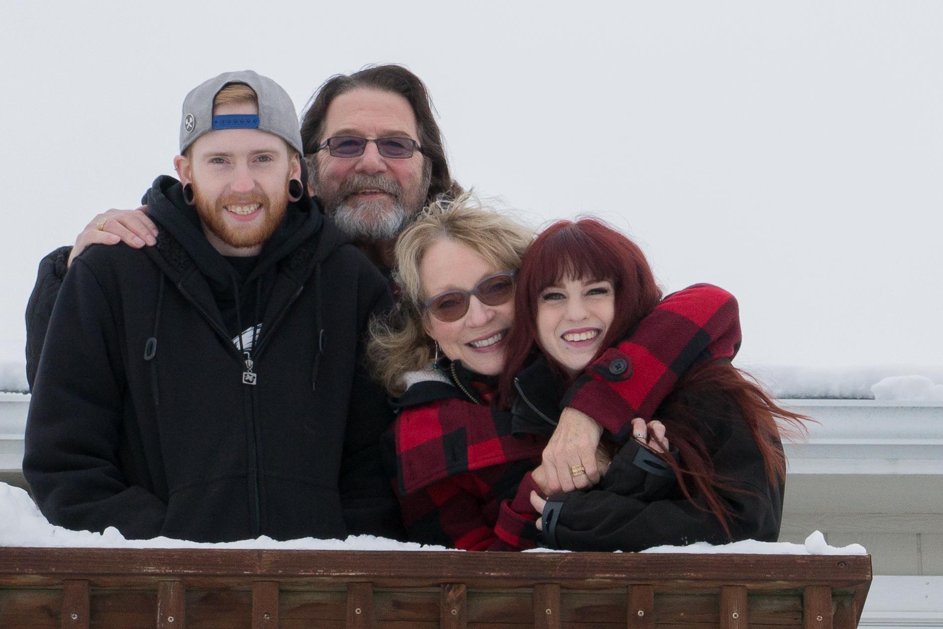 family of 4-0179