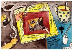 Napi rajzok 8