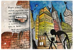 Napi rajzok 9