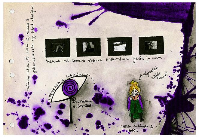 Napi rajzok 7