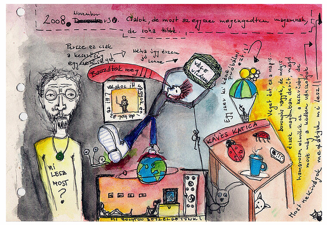 Napi rajzok 1