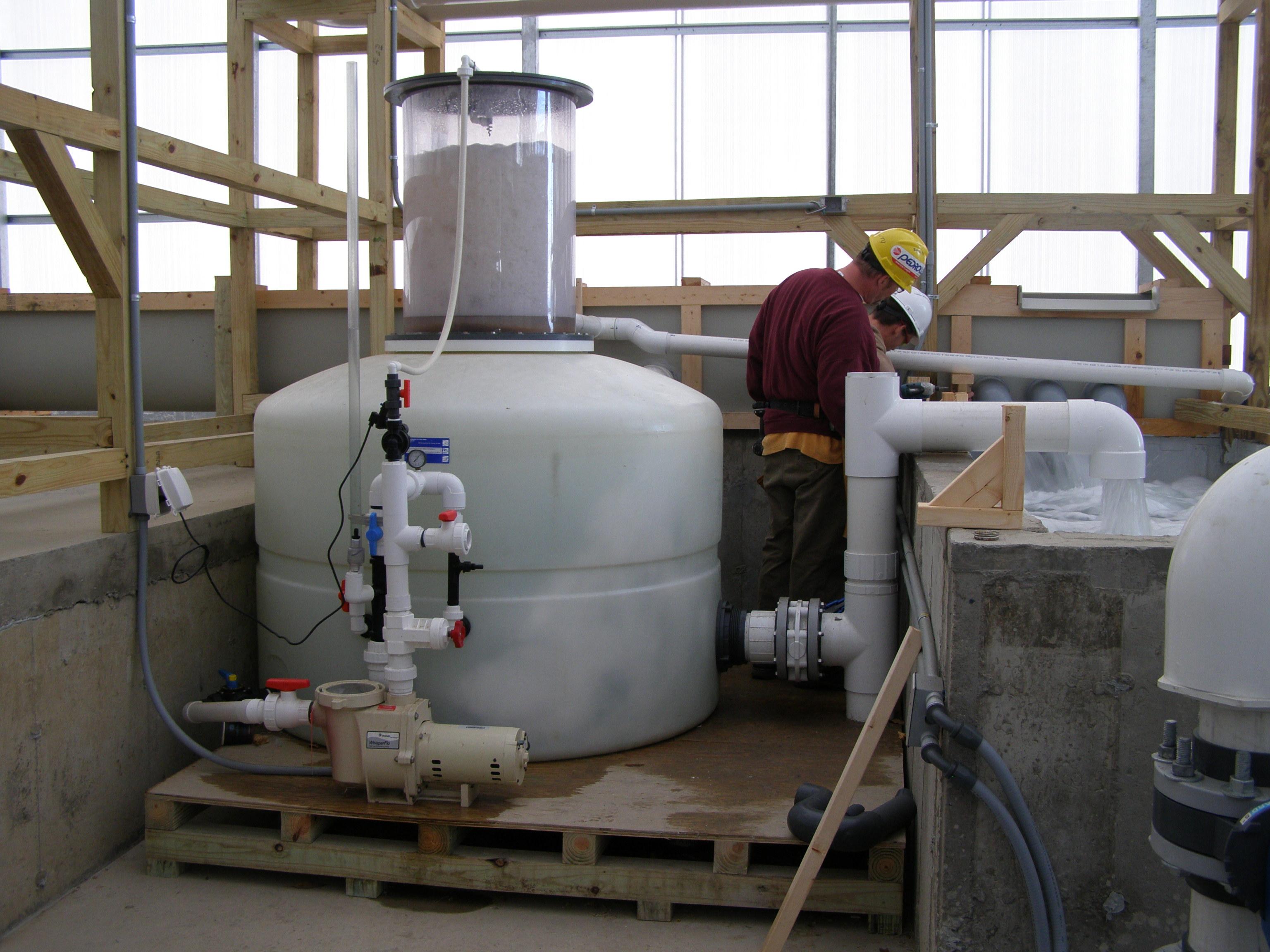 Product  Foam Fractionator