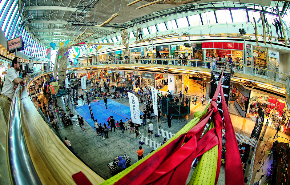 Campeonato Profesional en Mall Sport