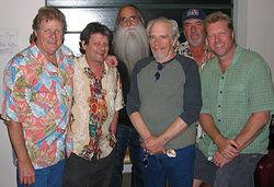 Merle's Studio Band