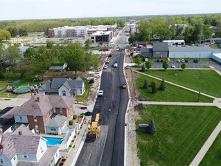 Green Street Reconstruction Project