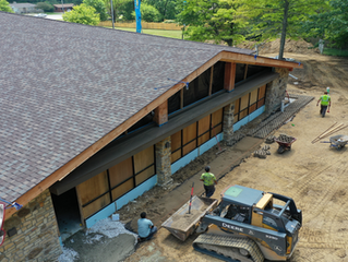 Avon Washington Township Public Library Addition & Renovation Project Update