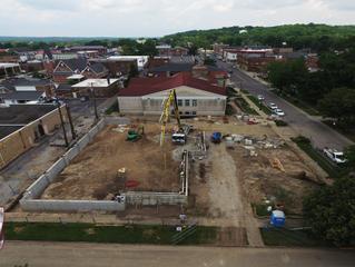 Morgan County Public Library Addition & Renovation Project Progress Update
