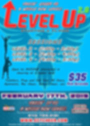 Level Up Season Clinic 2 Stunting and Fl