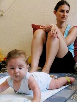 אימהות ותינוקות 9