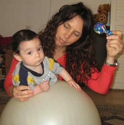 אימהות ותינוקות 1