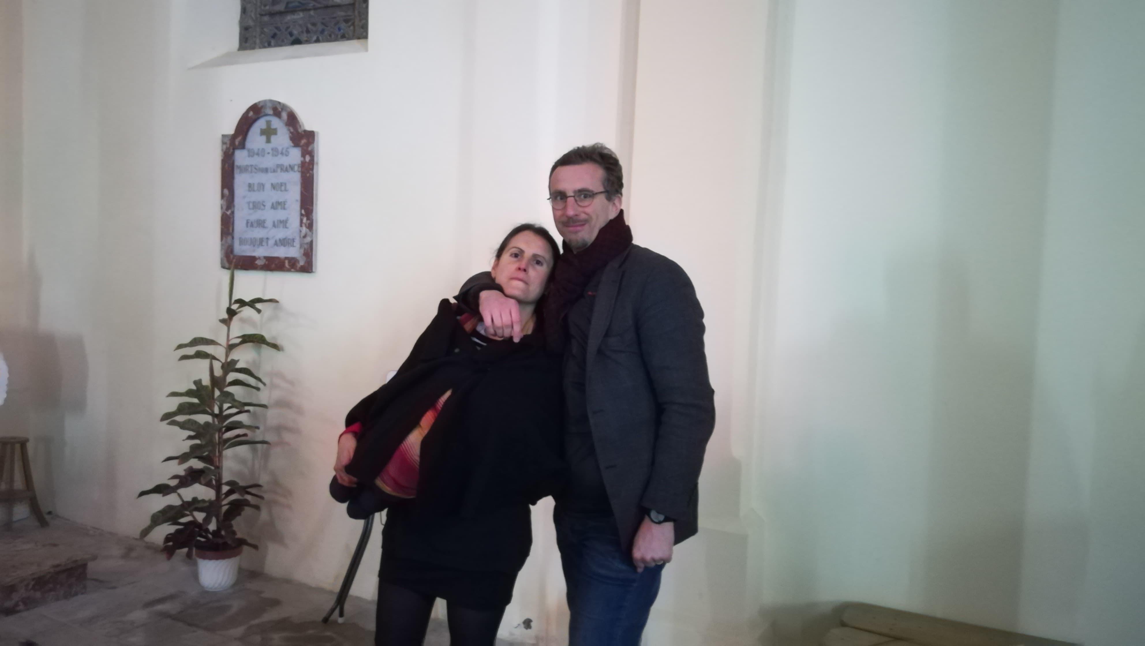 Emmanuel et Anne Lise