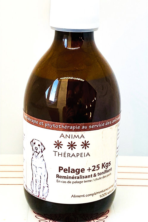 Sirop Pelage + 25kg - 300ml
